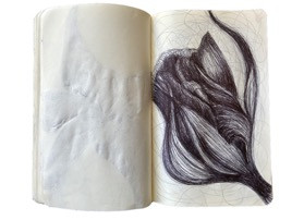 RPR ART | Elisa Carutti | Quaratine's diary, page 04