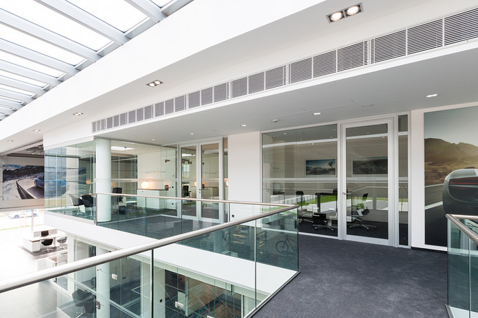Porsche-Zentrum Mannheim