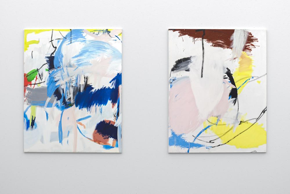 Works by Sophie Heinrich. Photo: RPR ART