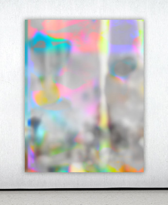 RPR ART, Raphael Brunk, #b6b4b5, 2020, 180x140cm