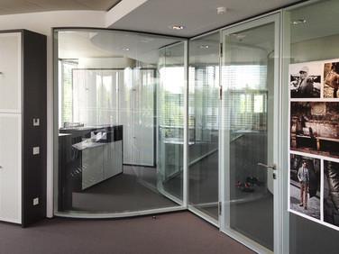 Doppelschalige Glaswände