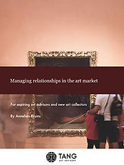 Managing relationships in the art market