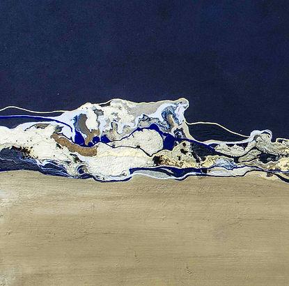 WIND DOWN V Michèle Caspers Detail