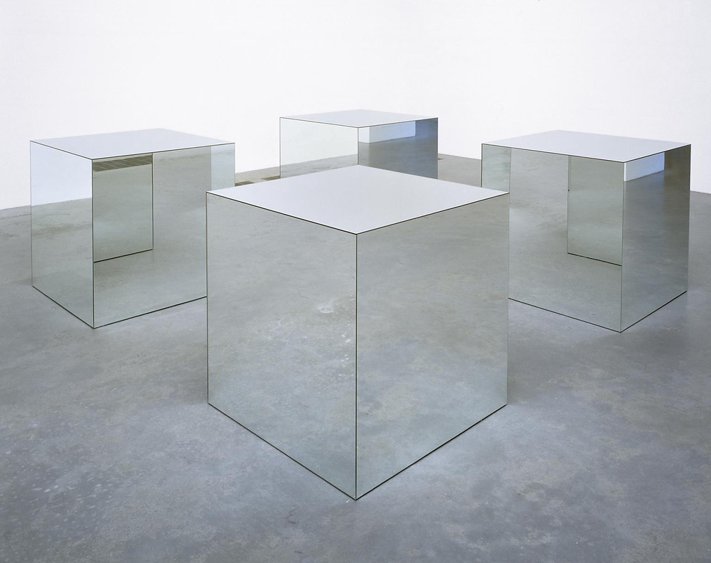 "Robert Morris, ""Untitled"", 1965, Reconstructed 1971, Tate."