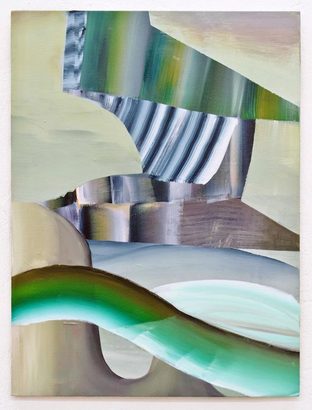 "Carolin Israel, ""Beetlejuice"", 2017."