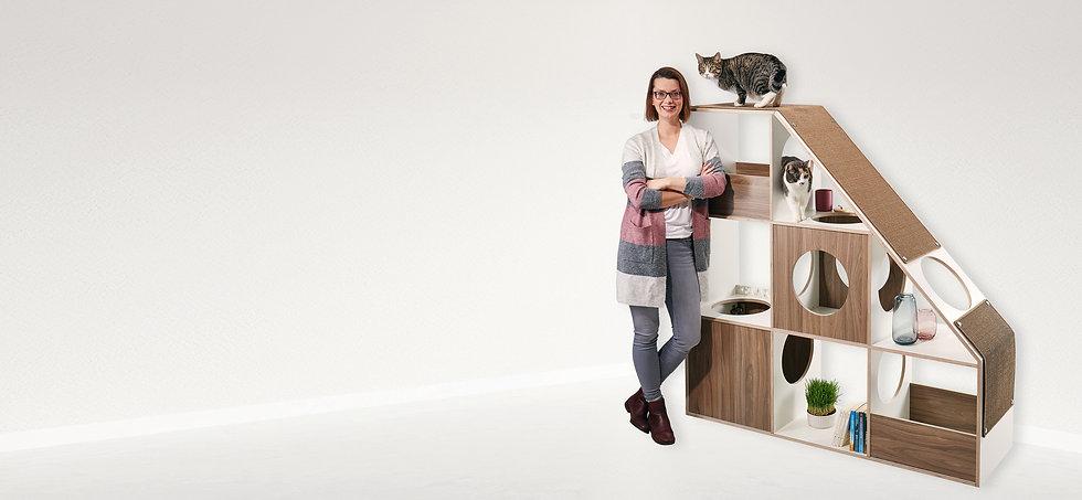 pawsonwood   Deine Ansprechpartner für coole Designer-Katzenregale, tolle Katzenaccessories und leckere Katzensnacks