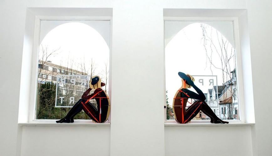 Sculpture by Richard Nikl