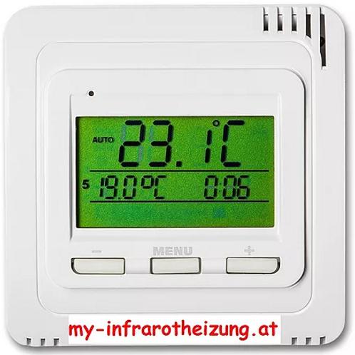 Thermostat inkl. Funk Aktor (AP +UP)