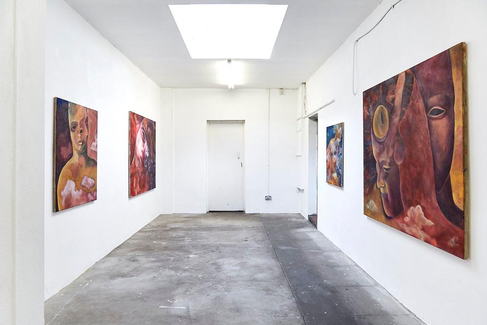 Elisa Carutti, Installation View