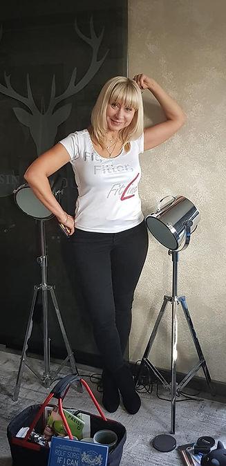 Galyna Alexandra Nebova | Ihre persönliche fitline-partner.shop Beraterin & Beauty-Coach | Über mich