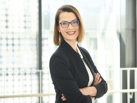 Sophia Herrmann, Gründerin der pawsonwood GmbH