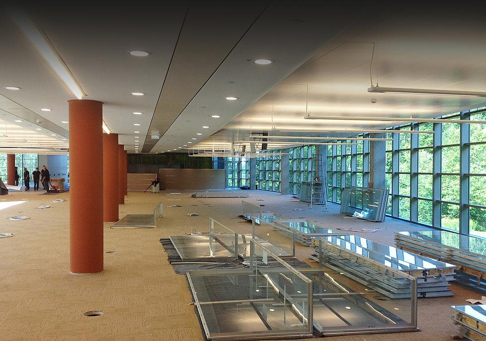 AKB Bauelemente und individuelle Möbel | Systemtrennwände ·Interieur-Glas · individuelle Maßanfertigungen für Unternehmenund Privatkunden | Deutschland