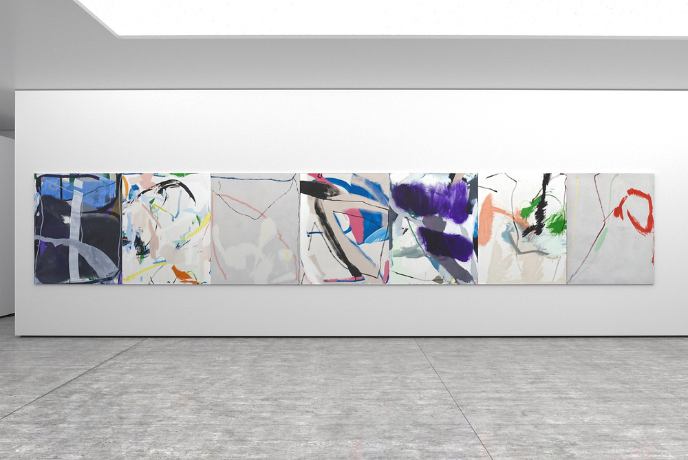 All works by Sophie Heinrich. Photo: RPR ART