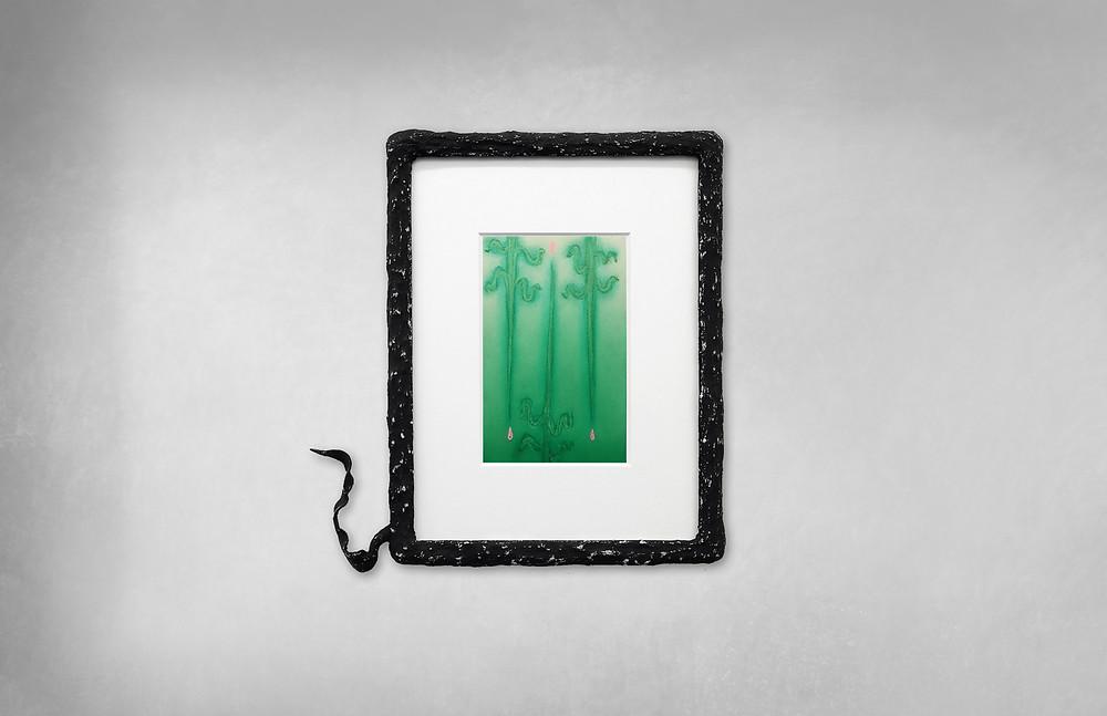 Mevlana Lipp, Green Swords, 2020