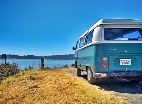 Why is the camper van life so appealing?