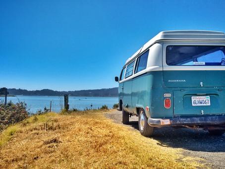 Why is the camper van life so appealing?