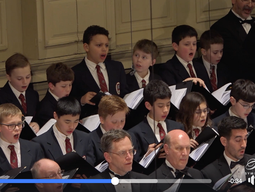 SPCS sings with BSO