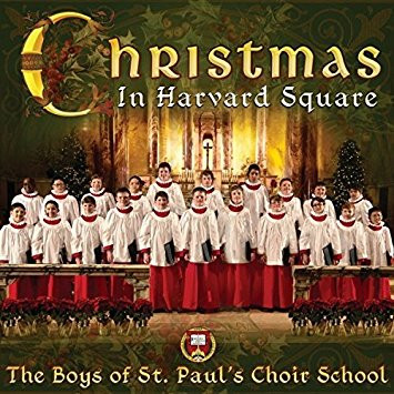 CD Launched - Christmas in Harvard Square