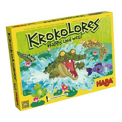 Crocosnack! (Haba 300122) 4yrs+