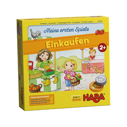 My Very First Game - To Market (Haba 302781) 2yrs+