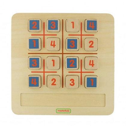 Mini Sudoku Game Board (MasterkidzMK08855) 3yrs+