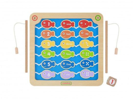 Fishing Game Board (Masterkidz MK08985) 3yrs+