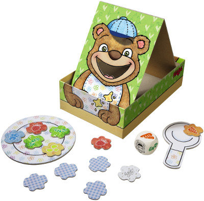 My First Game Hungry as a Bear (Haba 300171) 2yrs+