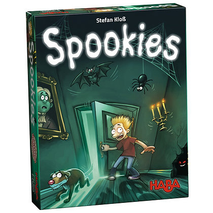 Spookies (Haba 300946) 8yrs+