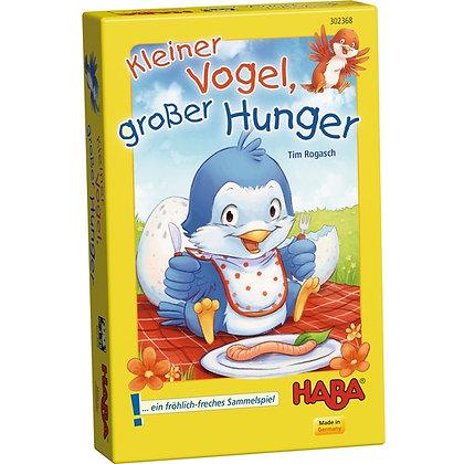 Little Bird, Big Hunger (Haba 302368) 3yrs+