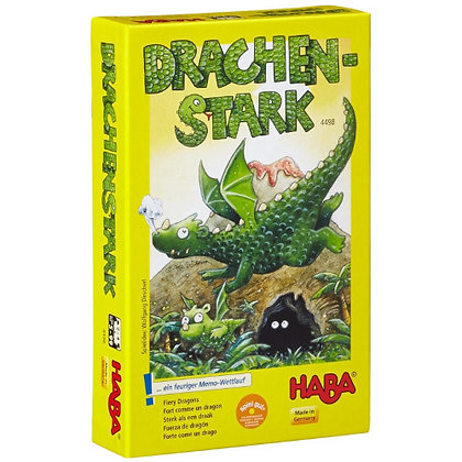 Fiery Dragons (Haba 4498) 5yrs+
