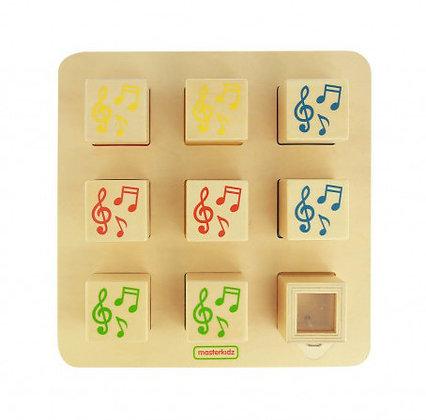 Sound Matching Cubes (MasterkidzMK08800) 1yr+