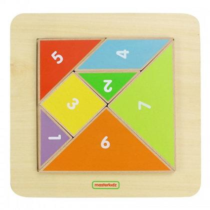 Tangram Board (Masterkidz MK00538) 3yrs+