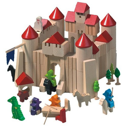 Ghost Tower and Castle Block Set (Haba 1146)
