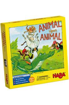 Animal Upon Animal (Haba 4478) 4yrs+