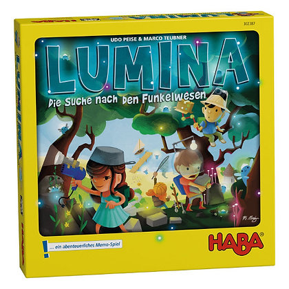 Lumina - The Search for Lightning Bugs (Haba 302403) 5yrs+