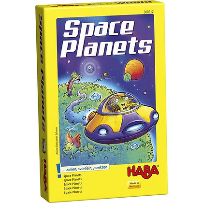 Space Planets (Haba 300912) 6yrs+