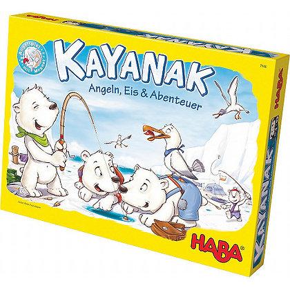 Kayanak - An Arctic Adventure (Haba 7146) 6yrs+