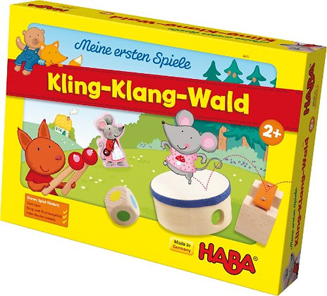 Ding Dong forest (Haba 4665) 2yrs+