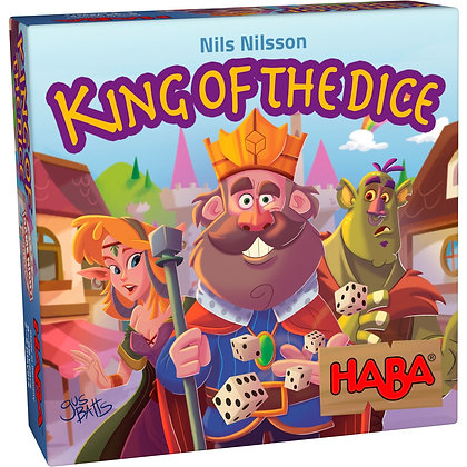 King of the Dice (Haba 303485) 8yrs+