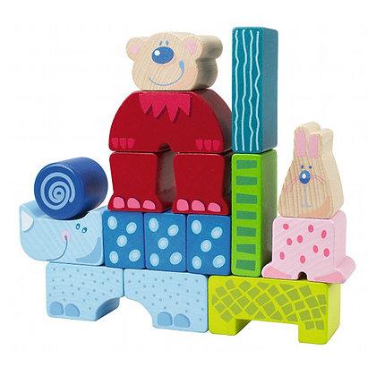 Building Blocks Zoolino Maxi (Haba 2355)