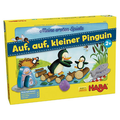 Go, Go Little Penguin (Haba 301842) 2yrs+