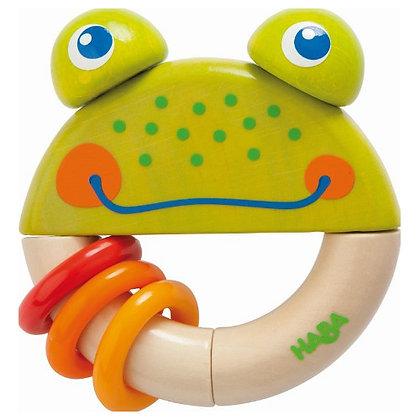 Clutching Toy Frog Frido (Haba 300550)