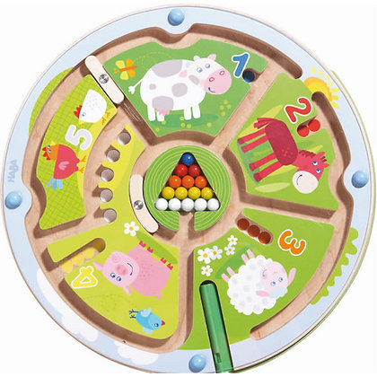 Magnetic Game Number Maze (Haba 301473)