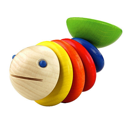 Wooden Clutching Toy Moby (Haba 1268)