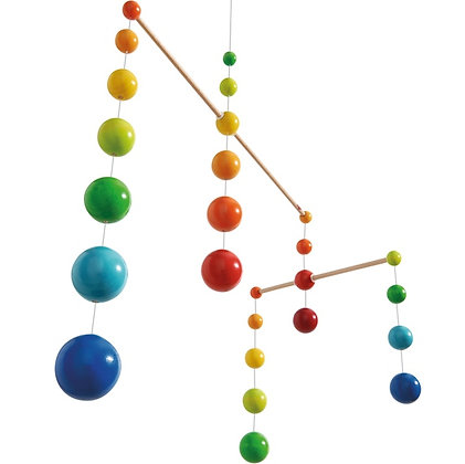 Mobile Rainbow Balls (Haba 300331)
