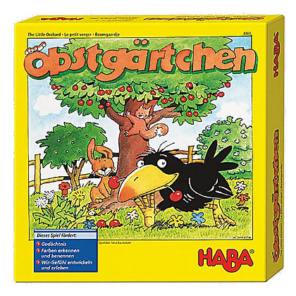 The Little Orchard (Haba 4460) 3-8yrs