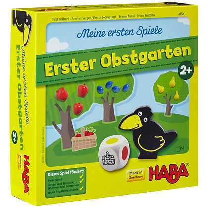 My First Game My First Orchard (Haba 4655) 2yrs+