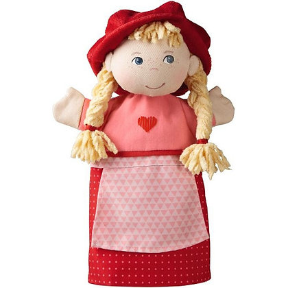Glove Puppet Little Red Riding Hood (Haba 7284)