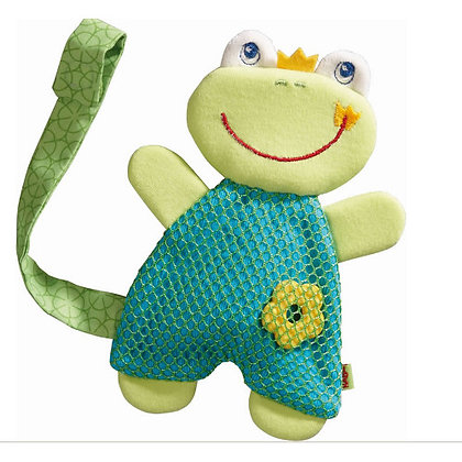 Pacifier Animal Frog King (Haba 300446)