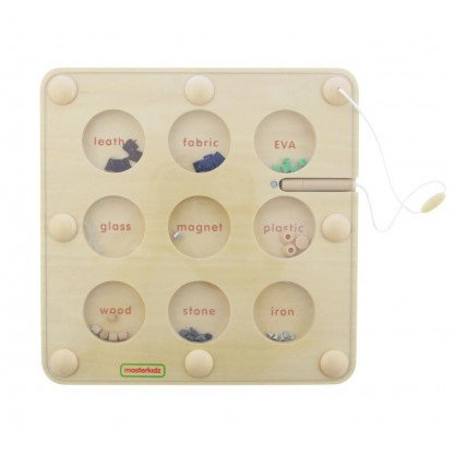 Is It Magnetic? Game Board (Masterkidz MK08893) 3yrs+